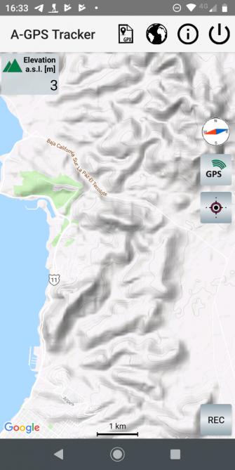 ردیاب شخصی A-GPS Tracker