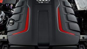 خودرو آئودی SQ8 - موتور