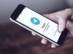 بکاپ تلگرام