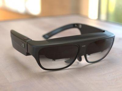 پتنت عینک هوشمند سامسونگ