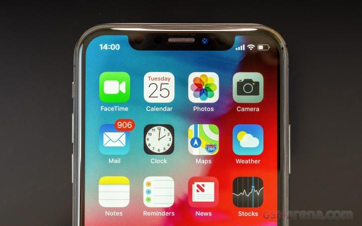 اسکنر اثر انگشت زیر صفحه نمایش آیفون 11