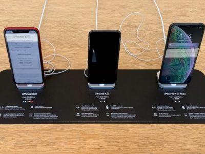 سه مدل آیفون 11