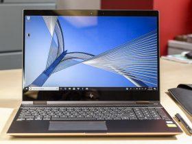 بهترین لپ تاپ های ویندوزی 2019 ، اچ پی اسپکتر X360
