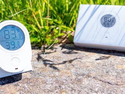 کنترل دما و رطوبت گلخانه خانگی