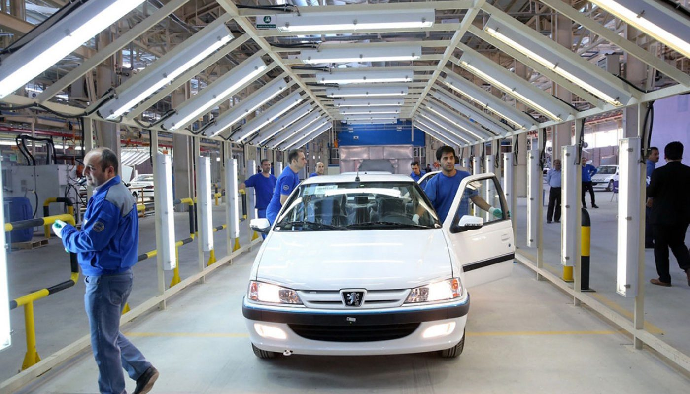قیمت خودرو داخلی تابستان 98