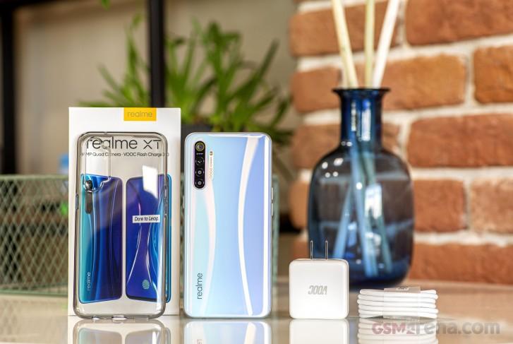 گوشی ریلمی ایکس تی (Realme XT )