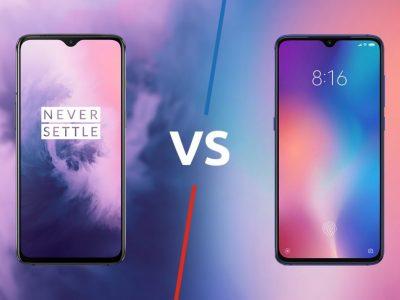 مقایسه گوشی های وان پلاس 7T ، اوپو رینو ایس و شیائومی می 9 پرو