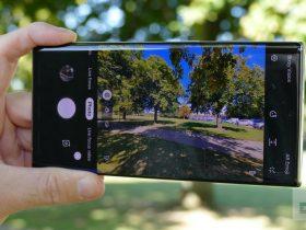 گلکسی نوت 10 پلاس ، بهترین دوربین گوشی هوشمند 2019