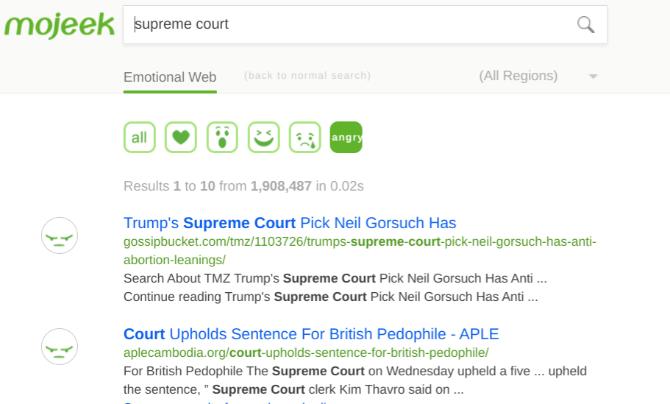 وبسایت های جایگزین گوگل ، موجیک