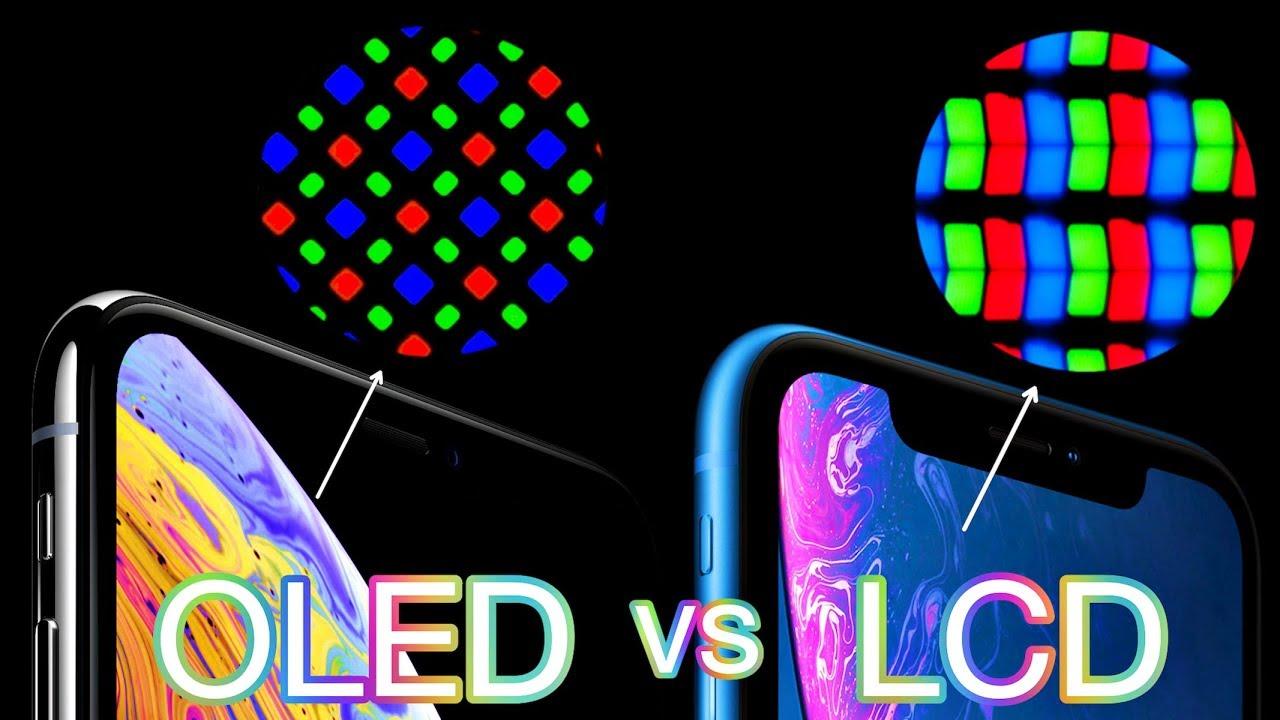 تفاوت صفحه نمایش LED و LCD