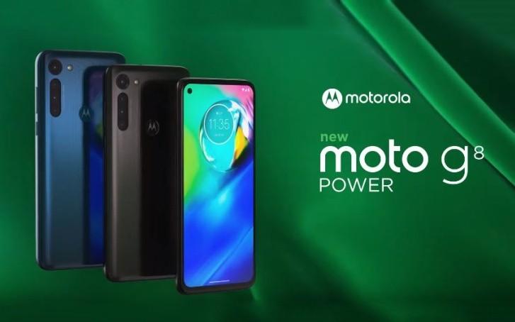 گوشی موتو G8 Power