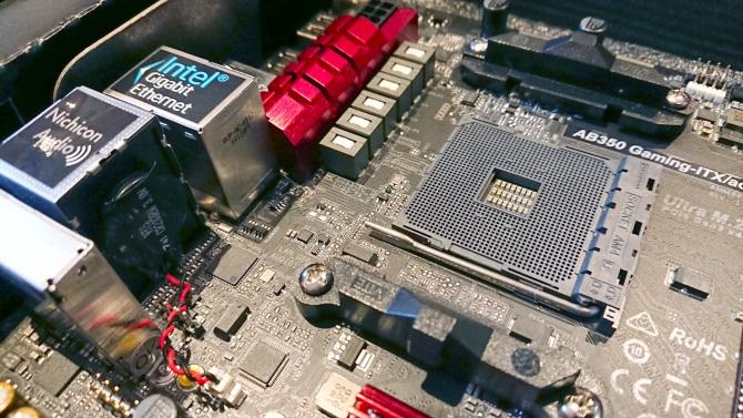 ارتقا کامپیوتر - مادربورد