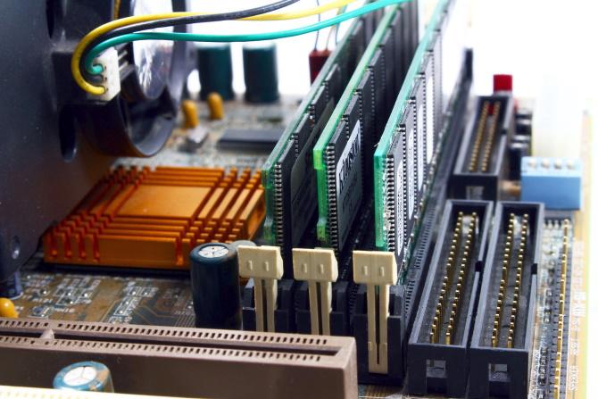 ارتقا کامپیوتر - رم