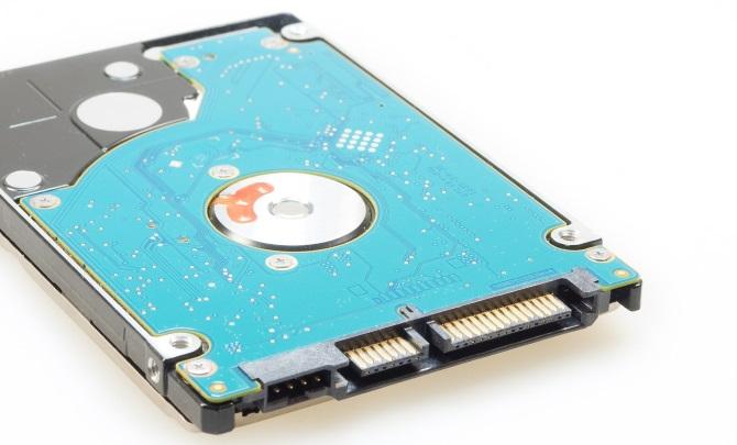ارتقا کامپیوتر - هارد دیسک