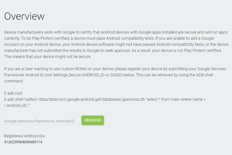 نصب گوگل پلی روی هواوی
