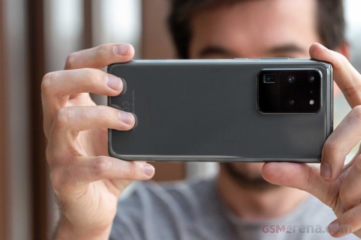 دوربین 600 مگاپیکسلی سامسونگ