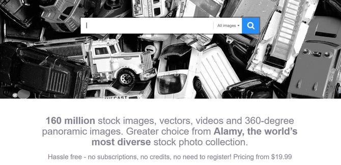 کسب درآمد از عکاسی - alamy
