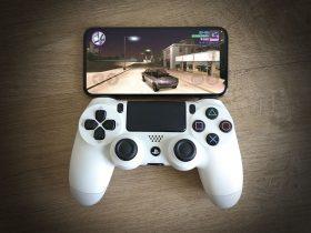 اتصال دسته بازی به گوشی موبایل