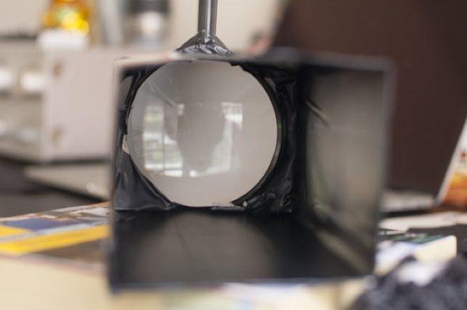 آموزش ساخت ویدیو پروژکتور