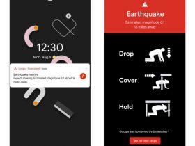 تشخیص زلزله با گوشی