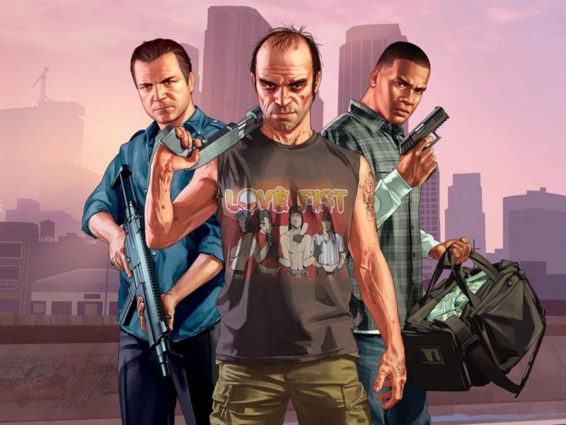 راهنمای بازی GTA V