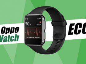 ساعت هوشمند اوپو واچ Ecg Edition
