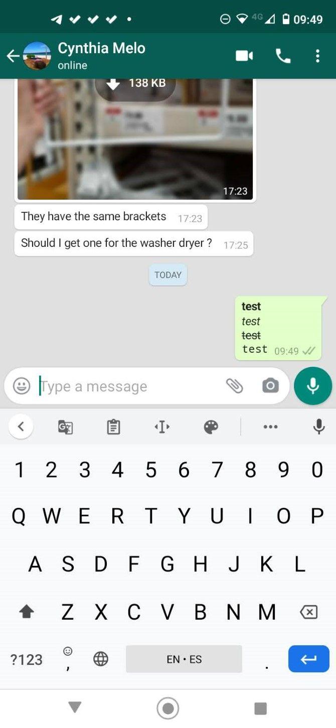 ترفند های مخفی واتساپ