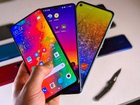 بهترین شرکت تولید گوشی هوشمند