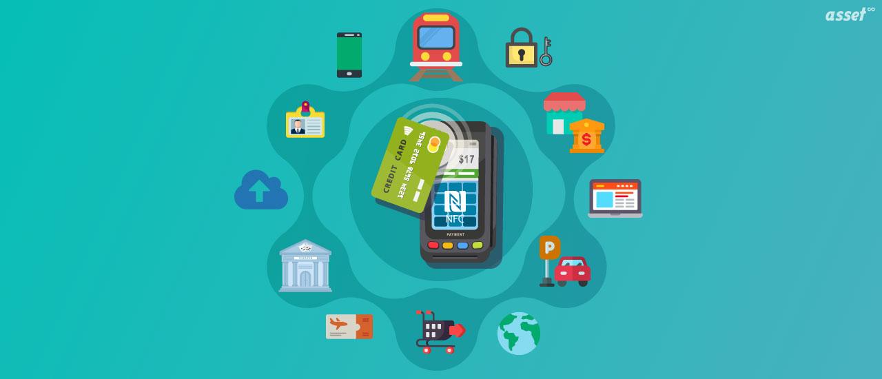 کاربرد های NFC
