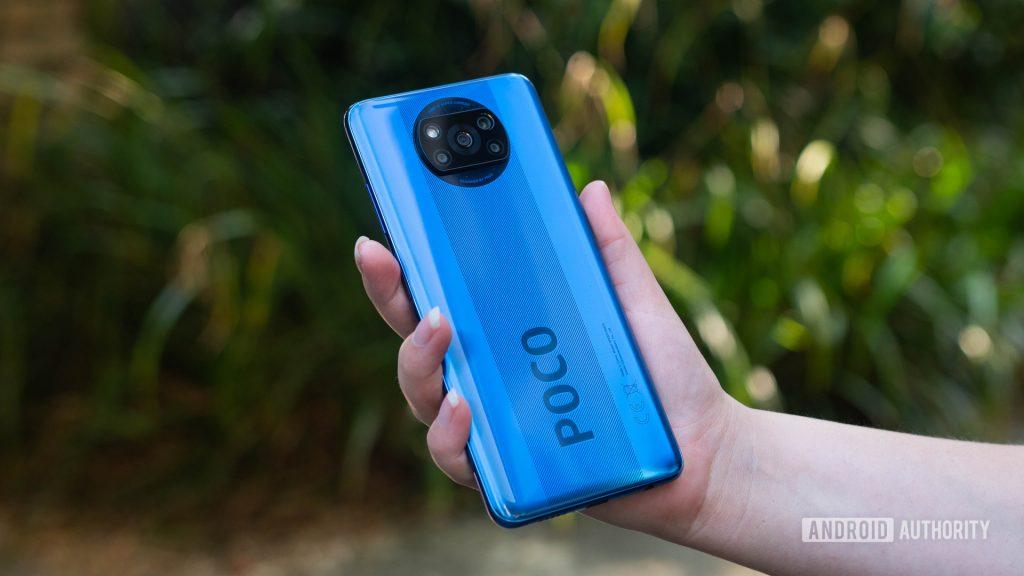 پوکو X3 شیائومی ، بهترین گوشی تا 7 میلیون