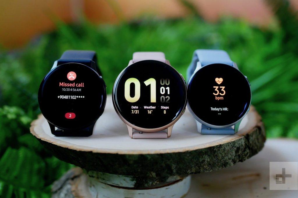 خرید بهترین ساعت های هوشمند 2021 واچ اکتیو 2