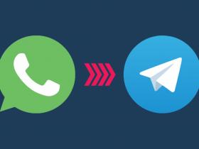 انتقال و ایمپورت چت واتساپ به تلگرام