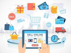 نحوه فروش آنلاین