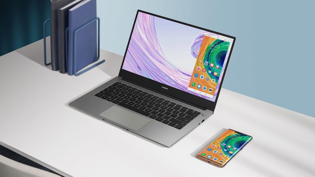 هواوی Matebook D14- A بهترین لپ تاپ 25 تا 30 میلیون تومان