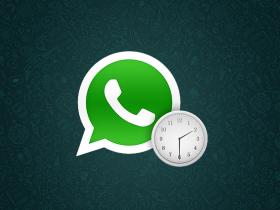 نحوه زمانبندی پیام ها در واتساپ وب