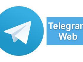 راهنمای استفاده از وبسایت تلگرام