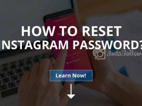 نحوه بازگردانی رمز عبور اینستاگرام