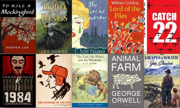 راهنمای خرید 40 کتاب برتر دنیا